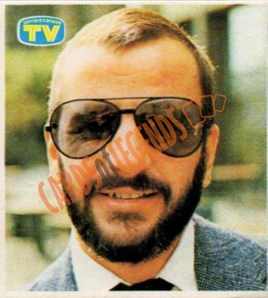 Ringo Starr 1980 Cardsoflegends